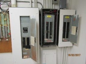 Branch Panelboard Condition Inspection